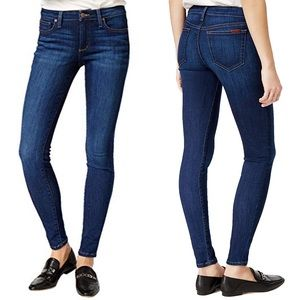 Joe's Jeans The Icon Mid Rise Skinny Jeans Alessi